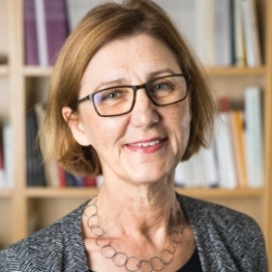 Helena Hemmingsson, professor